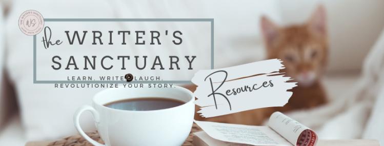 Writer's Sanctuary Resources Header