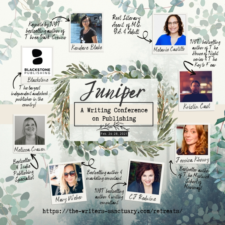 Juniper Writing Conference 2021